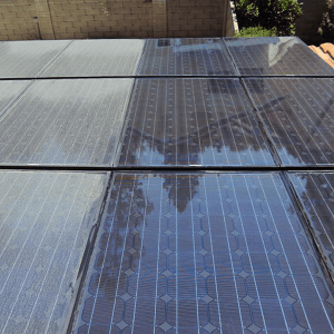 Solar Panel Cleaning Commercial Residential Solar Farms